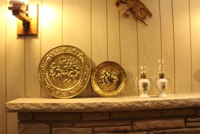 빈티지 벽걸이 장식(2개1셑) 영국 - 엔틱빌리지